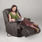 fauteuil relaxes apart