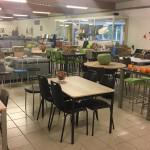 keukentafels en stoelen
