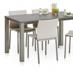 tables de cuisine et chaises