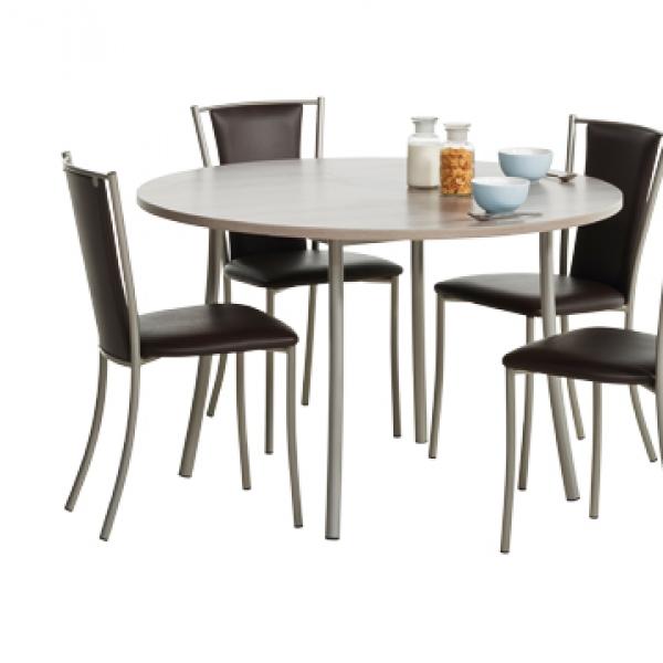 Keukentafel met stoelen cheap stoelen gekleurde stoelen for Keukentafel en stoelen